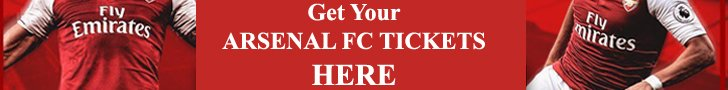 arsenal fc tickets