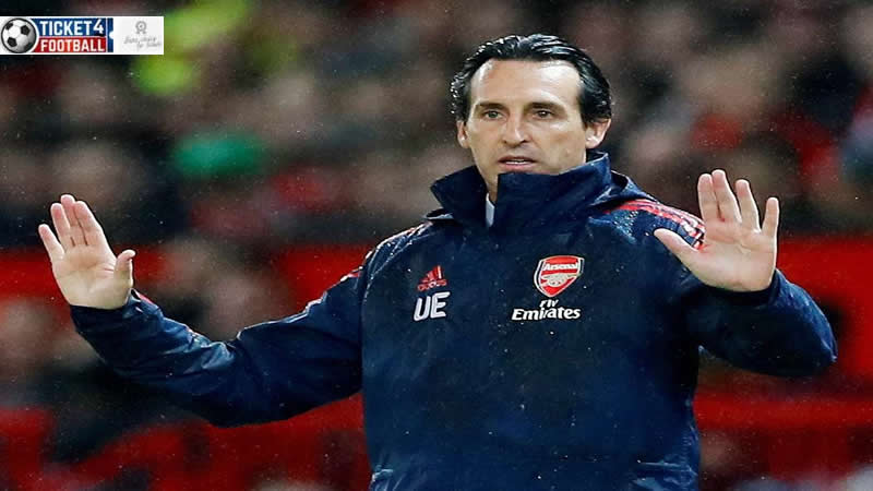 Premier League: Emery I've failed To Find a Balance