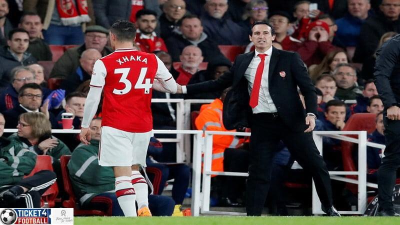 Premier League: Newcastle interested in signing wantaway Arsenal star Granit Xhaka