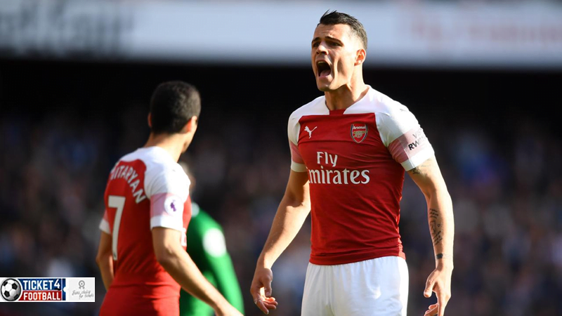 Premier League: Patrick Vieira gives facts why Granit Xhaka deserves respect from Arsenal fans