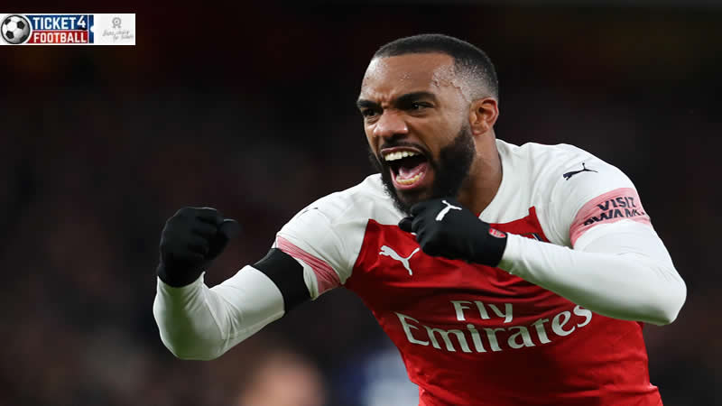 Alexandre Lacazette is a French professional footballer who plays as a forward for Premier League club Arsenal and the France national team. Purchase Arsenal Tickets to enjoy its stunning performances.