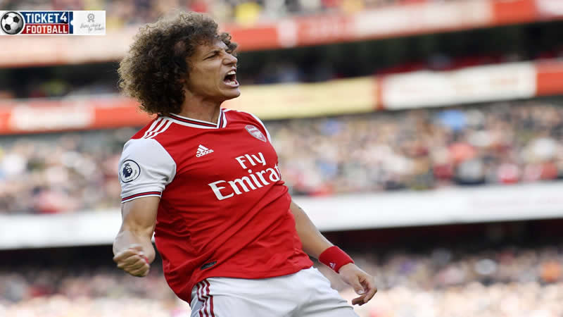 David Luiz Moreira Marinho is a Brazilian footballer who plays for Premier League club Arsenal and the Brazil national team. Purchase Arsenal Tickets to enjoy its stunning performances.