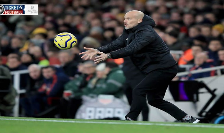 """Karl Fredrik """"Freddie"""" Ljungberg is a Swedish former footballer who played as a winger and is the current interim head coach at Arsenal. Purchase Arsenal Tickets to enjoy its stunning performances."""