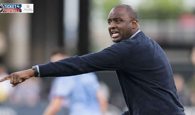 Patrick Vieira is a French professional football head coach and former player. He is the manager of Nice. Considered one of the best players of his generation. Purchase Arsenal Tickets to enjoy its stunning performances.