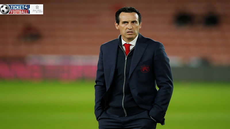 Unai Emery Etxegoien is a Spanish football manager and former player. He was most recently the head coach of Premier League club Arsenal. Purchase Arsenal Tickets to enjoy its stunning performances.