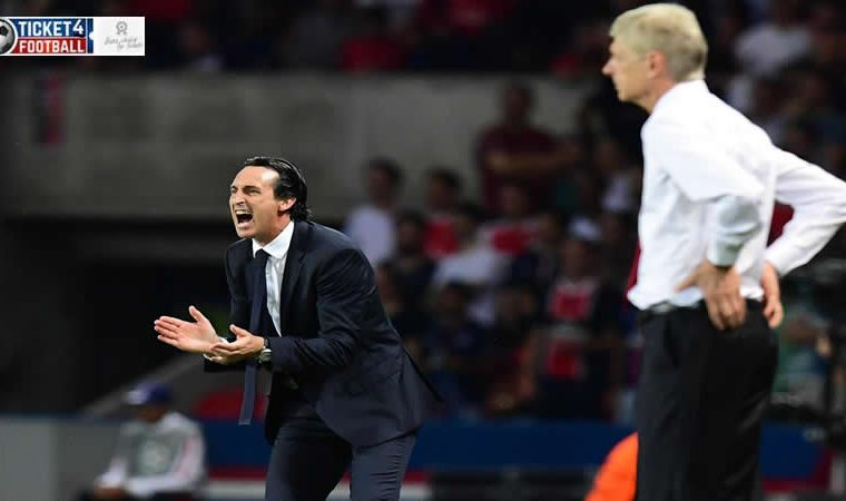 Unai Emery Etxegoien Ex-coach of team Arsenal and Arsene Charles Ernest Wenger manager of Arsenal till 2018. Purchase Arsenal Tickets to enjoy its stunning performances.