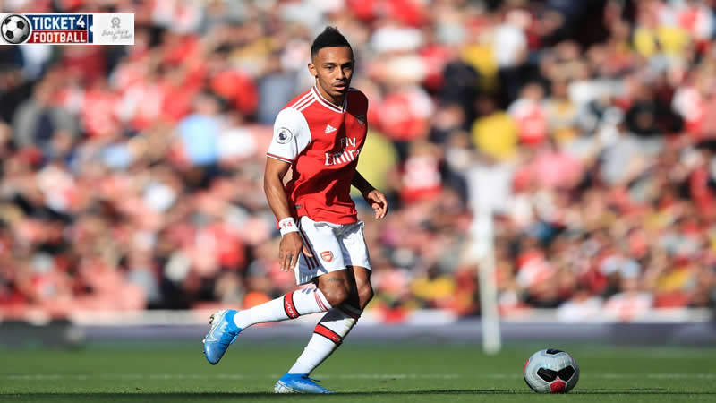 Pierre-Emerick Emiliano Francois Aubameyang is a professional footballer who plays as a forward and is the captain of both Premier League club Arsenal and the Gabon national team. Purchase Arsenal Tickets to enjoy its stunning performances.