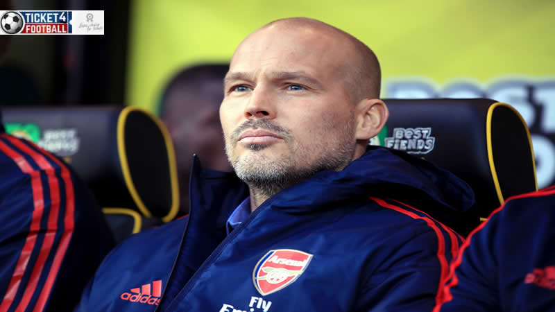 "Karl Fredrik ""Freddie"" Ljungberg is a Swedish former footballer who played as a winger and is the current interim head coach at Arsenal. Purchase Arsenal Tickets to enjoy its stunning performances."