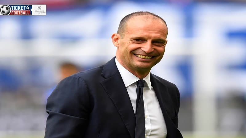 "Massimiliano ""Max"" Allegri is an Italian former professional football player and current manager, who most recently managed Juventus. Purchase Arsenal Tickets to enjoy its stunning performances."