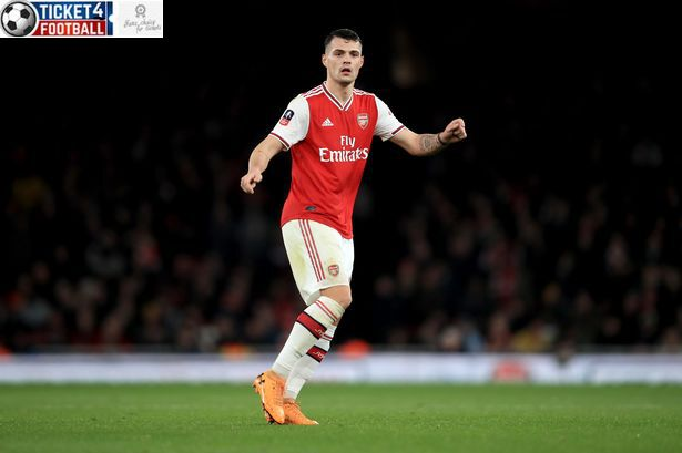 Danny Murphy makes huge Granit Xhaka to Liverpool transfer claim